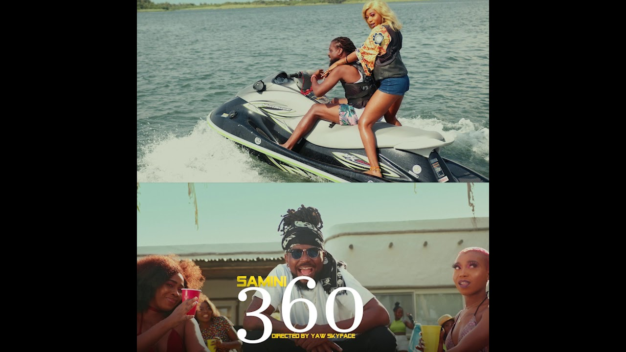 Download Samini - 360 (Teaser)