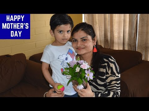 Shopping For New Home On Mother's Day | Indian Mommy Vlogger | Real Homemaking