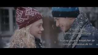 Can't help falling in love - Haley Reinhart // Traduction et lyrics.
