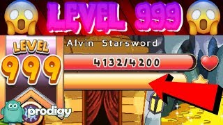 Prodigy- LEVEL 999!! [MUST WATCH!!]