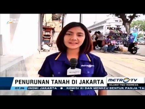 Jakarta Terancam Tenggelam Tahun 2030