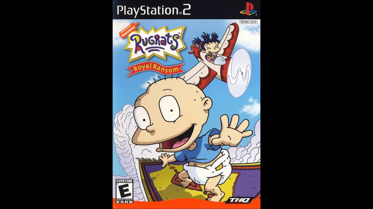 "Backyard Nickelodeon rugrats: royal ransom ost: ""backyard/playpalace 3000"" (hub) - youtube"