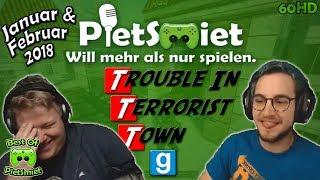 Best Of PietSmiet 🎮 TTT ┊ Januar & Februar 2018