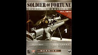 """Let's Play: Soldier Of Fortune: Platinum Edition Part 1 """"Gang War"""""""
