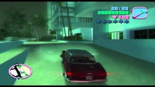 Grand Theft Auto: Vice City Remastered [PS4] Mission #4 - Jury Fury