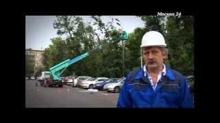 План города Как работает уличное освещение в Москве(, 2014-06-26T07:05:09.000Z)
