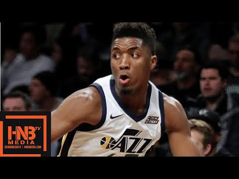 New Orleans Pelicans vs Utah Jazz Full Game Highlights / Week 7