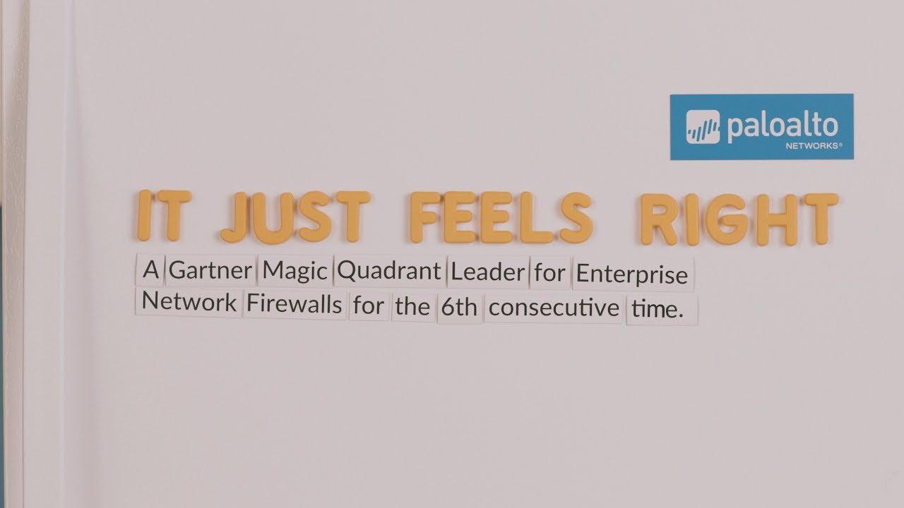 Palo Alto Networks - Gartner Magic Quadrant Leader for Enterprise Network  Firewalls