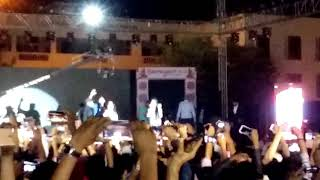 Raftaar | live performance in Bhopal