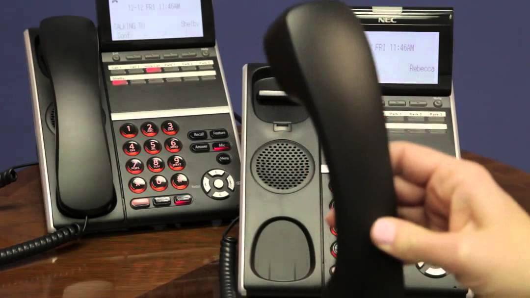 How to Change Intercom Call Settings - ServiceMark Telecom