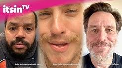 Dylan Sprouse & Co.: Diese Stars lassen ihren Bart in Coronavirus-Zeiten wachsen