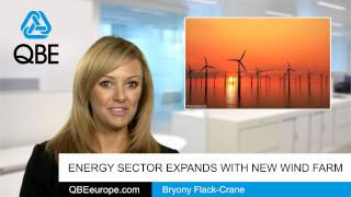 Energy sector expands with new wind farm