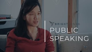 Yi Yun's Outcome | Public Speaking