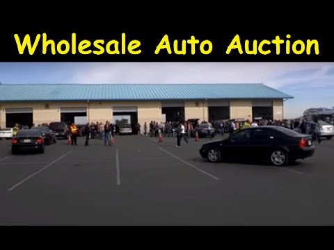 Buy Wholesale Auto Auction Cars ~ Preview & Bidding Auctions Video