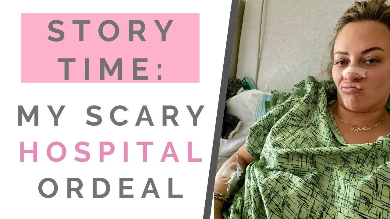 Download STORYTIME: MY NEAR-FATAL HOSPITAL DRAMA | Shallon Lester