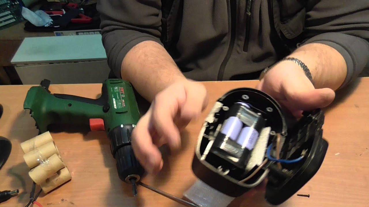 Литий-ионный аккумулятор (li-ion) — тип электрического аккумулятора, который широко распространён в современной бытовой электронной технике.