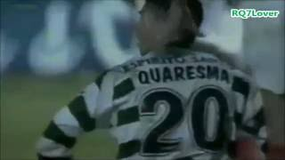 Ricardo Quaresma - Goals and Skills - Sporting CP 2001-2003 by RQ7Lover