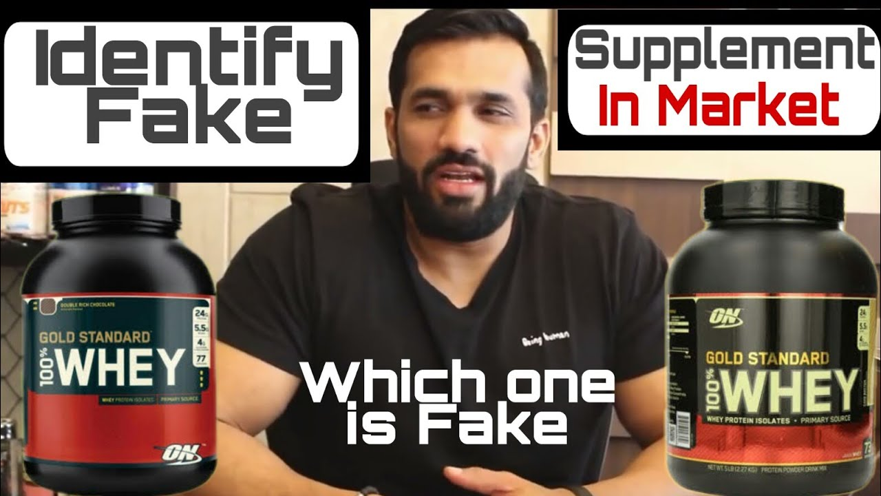 Are You Buying Fake Duplicate Whey Protein Identify Genuine 100 Original Supplements Youtube