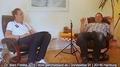 Demo-Hypnose löst Kindheits-Trauma - mit Erläuterungen - Dr. med. Marc Fiddike - Hamburg
