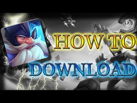 How To Download Castle Clash New Dawn L ''Not Available In Your Country'' L Tutorial