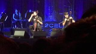 2 Cellos My Heart Will Go On Now We