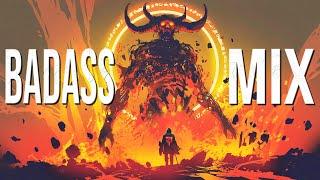 1 HOUR ♫ BADASS Music Mix 2021《ROCK MIX》♫