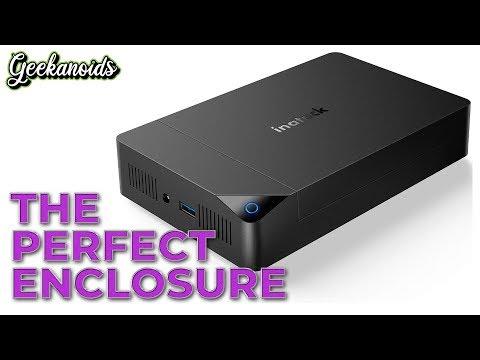 Inateck USB 3.0 SATA Hard Drive Enclosure Review