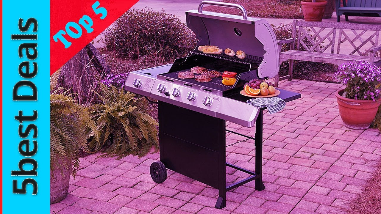 Best Gas Grill 2020.The Top 5 Best Gas Grill 2020