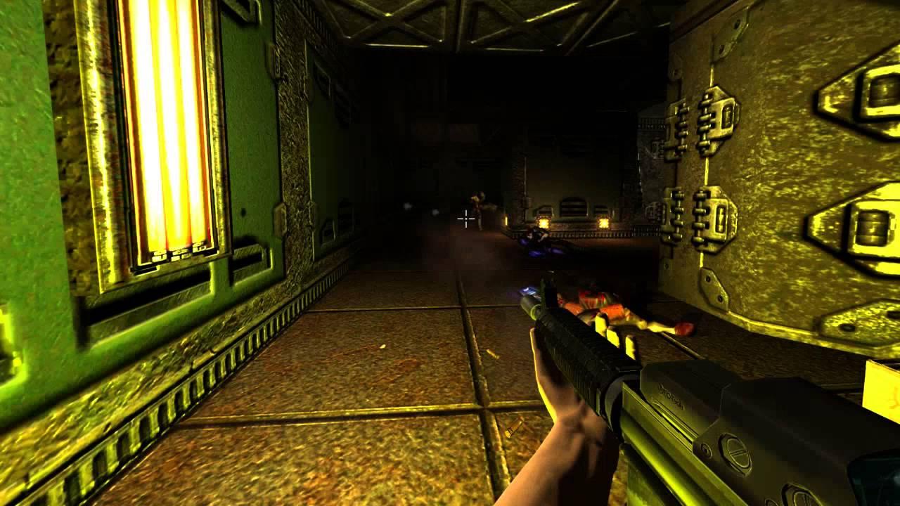 Quake 2 Berserker Remake | Unit 1 Part 3
