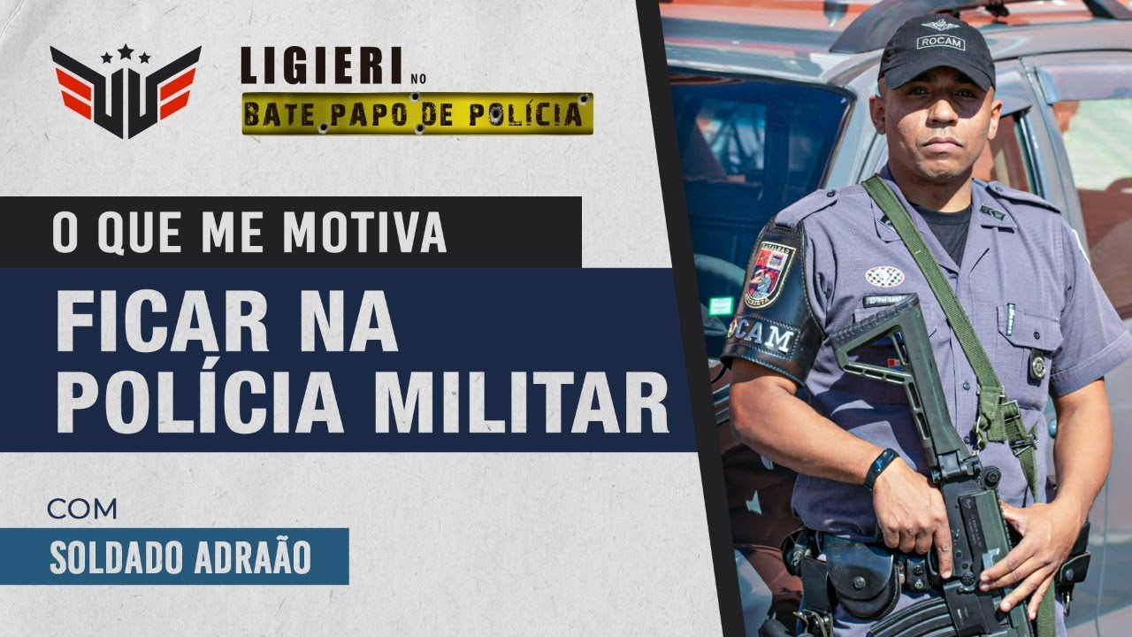 MOTIVAÇÃO POLÍCIA MILITAR SP | SOLDADO PM ABRAAO E LIGIERI