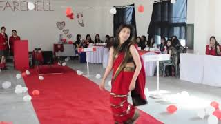 Indian girl dance in college  College Girls Ultimate Hip Hop Dance