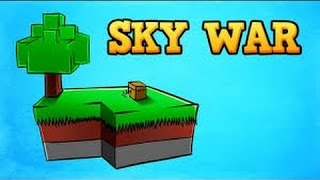 Minecraft sky wars 3 nie cierpi pere ek