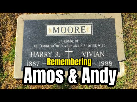 Famous Graves - AMOS And ANDY Cast Members - Tim