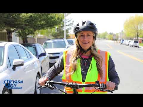 NDOT News: Bike to Work Week, May 14-18, 2018
