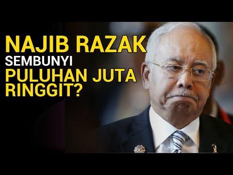 Polis Kira PULUHAN JUTA RINGGIT Nilai Wang Yang Dirampas Di Rumah DS Najib Razak