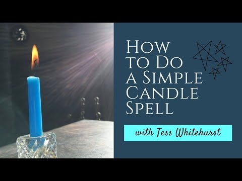 How To Do A Simple Candle Spell