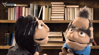 The Robin Ince and Brian Cox Puppet Show Teaser #2