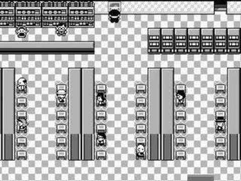Pokemon yellow celadon city slot machine