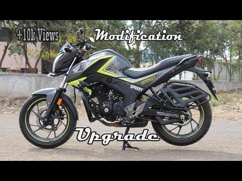 honda-cb-hornet-160r-modification-upgrade-2018-vlog-23