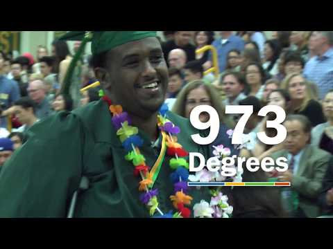 2018 Commencement Highlights from Shoreline Community College