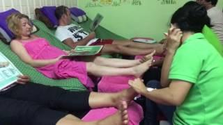 Тайский массаж ног(, 2016-09-10T13:05:37.000Z)