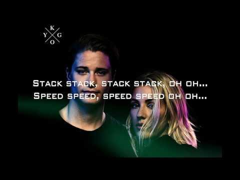 First Time - Kygo & Ellie Goulding Lyrics
