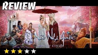 Review Phim TÂY DU KÝ 3: NỮ NHI QUỐC (The Monkey King 3: Kingdom of Women)