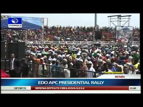 Buhari Woos Benin Indigenes For Votes pt.4