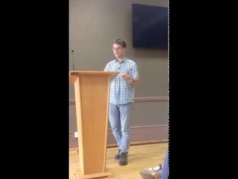 Paul Ingram Speaking Truth to Power