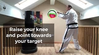 Bits on Bobs - Front Snap Kick