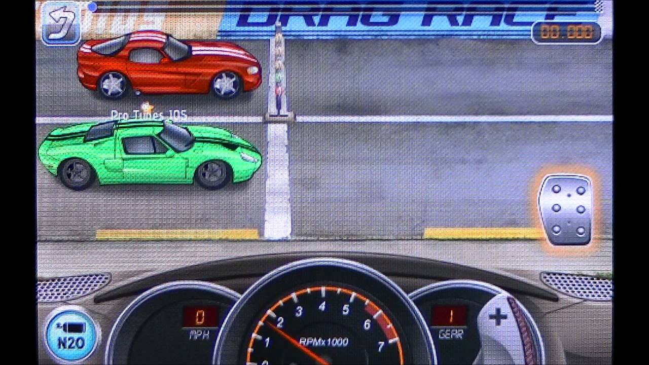 Drag Racing Tune   Ford Gt Level  Career Mode  Mile