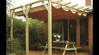 Wooden Pergolas In A Range Of Styles From Gazebo Direct