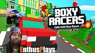 Chiki-Chiki Boxy Racers (Switch) - EnthusPlays #ChikiChikiBoxyRacers