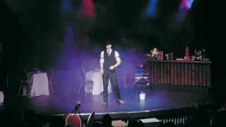 Taikuri Joni Pakanen: Pikkujoulushow Teatteri Riossa 2010